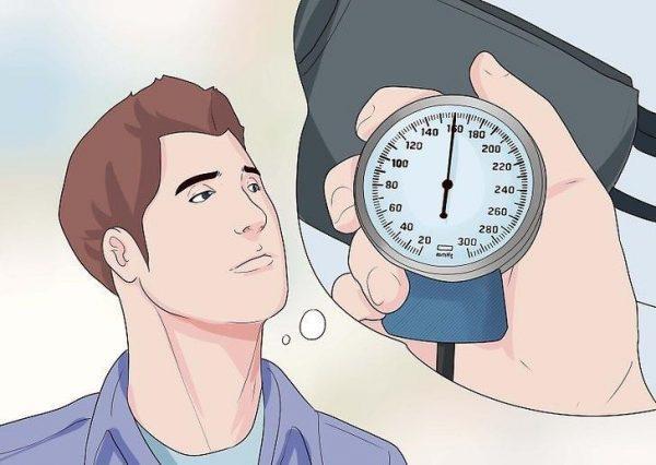 Следите за артериальным давлением