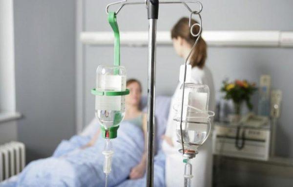 Капельная терапия может вызвать умеренную гипоурекемию
