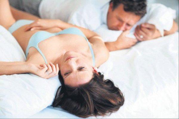 Боль внизу живота после секса