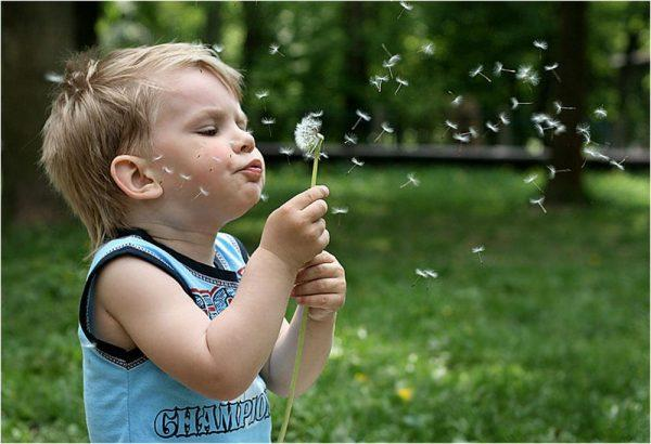 Диагностика детской аллергии