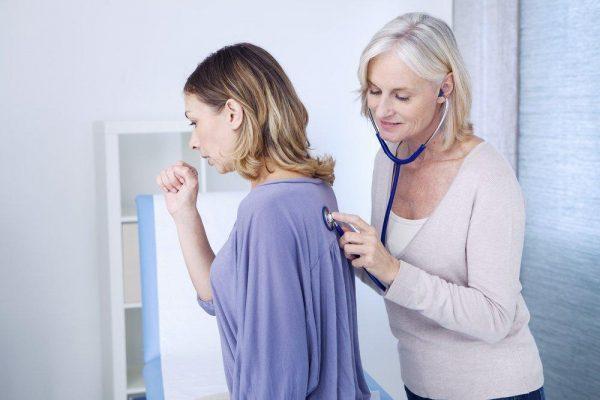 Клиника казеозной пневмонии