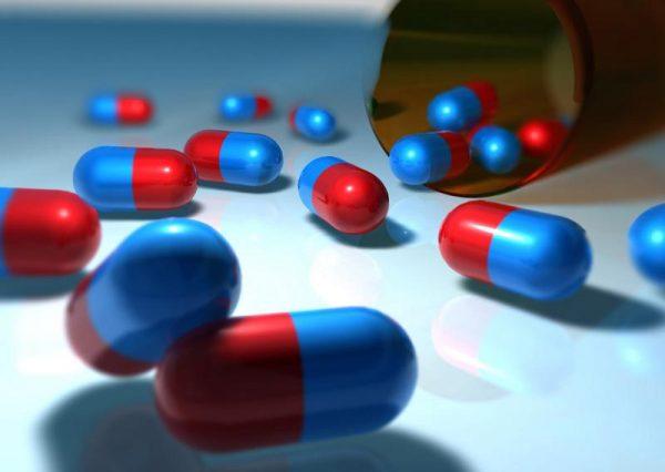 Медикаментозное лечение казеозной пневмонии