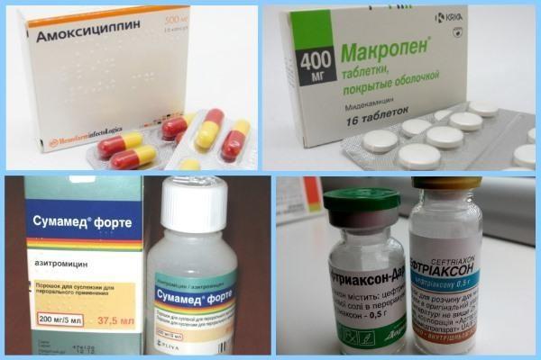 Препараты при фурункулезе