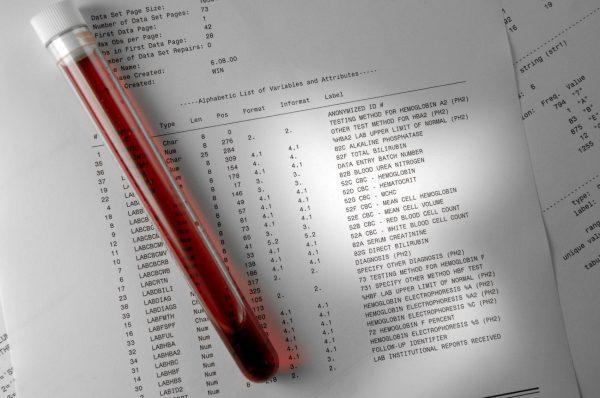 Расшифровка анализа на аллергены