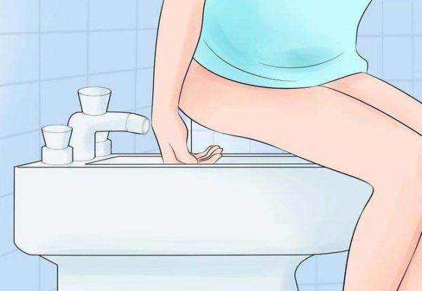 Нарушения правил интимной гигиены