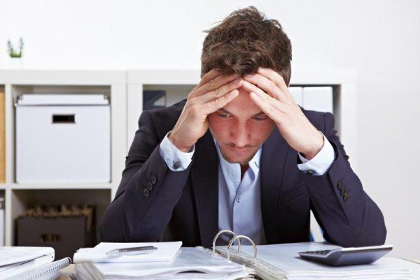 Стрессы и умственное перенапряжение повышают риск возникновения кровотечений