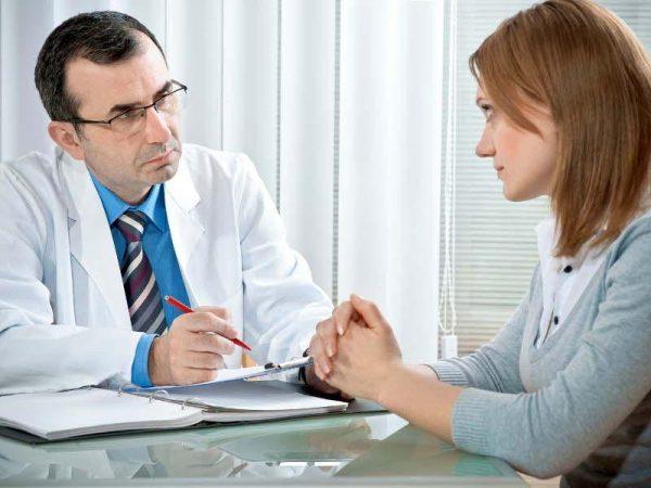 Для первичной диагностики врач проводит сбор анамнеза