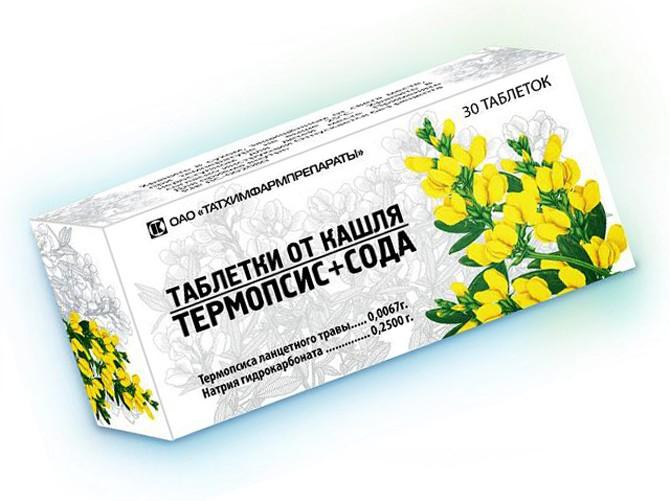 Препарат Термопсис