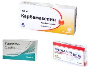 Препараты, снижающие боли тройничного нерва
