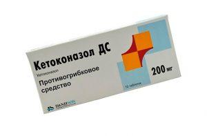 """Препарат """"Кетоконазол"""""""