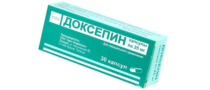 Препарат Доксепин