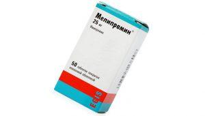 Препарат Мелипрамин