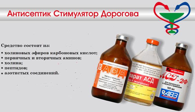 Стимулятор Дорогова