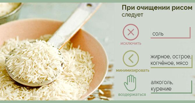 Как худеть на рисе