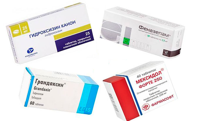Специфические препараты