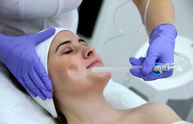 Пульс-терапия лица