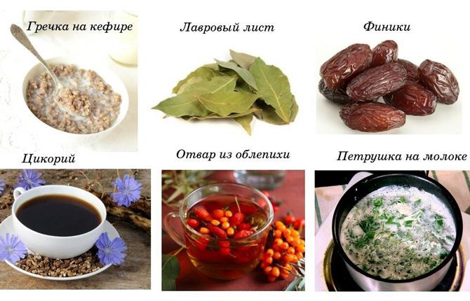 Народные рецепты лечения панкреатита
