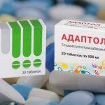 Какой препарат лучше Мебикар или Адаптол — сравнение препаратов